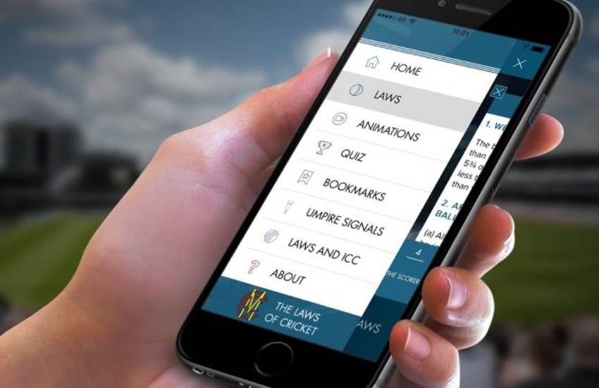 MCC, MCC App Cricket, MCC Cricket App laws, MCC Cricket Laws App, App Cricket Laws