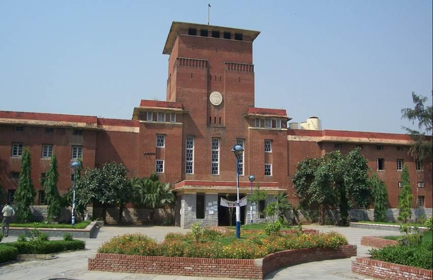 Delhi High Court, Delhi University