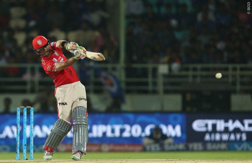 IPL 2016, KXIP, Glenn Maxwell, IPL, Cricket
