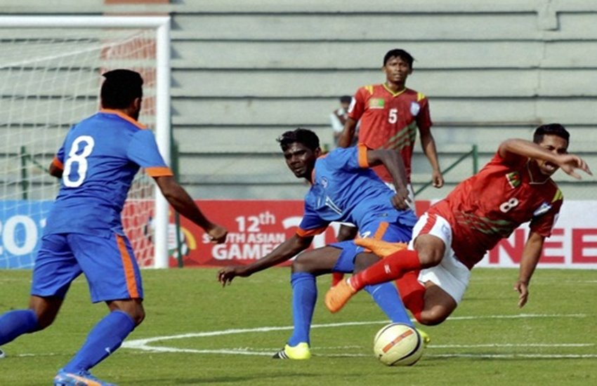 Indian football team, Laos, FIFA world cup, asia cup, sports news