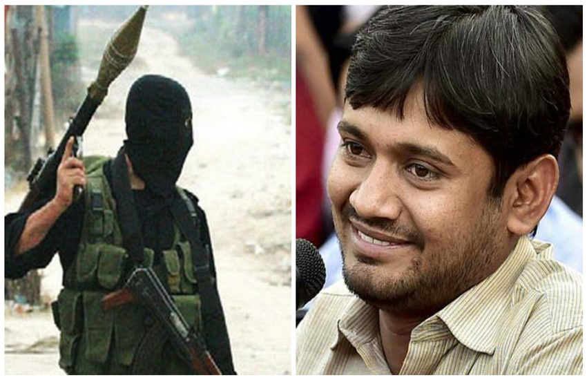 NIA,Junud al Khalifa-e-Hind,Islamic State,ISIS Indian Wing,ISIS in Kanhaiya Kumar Protests