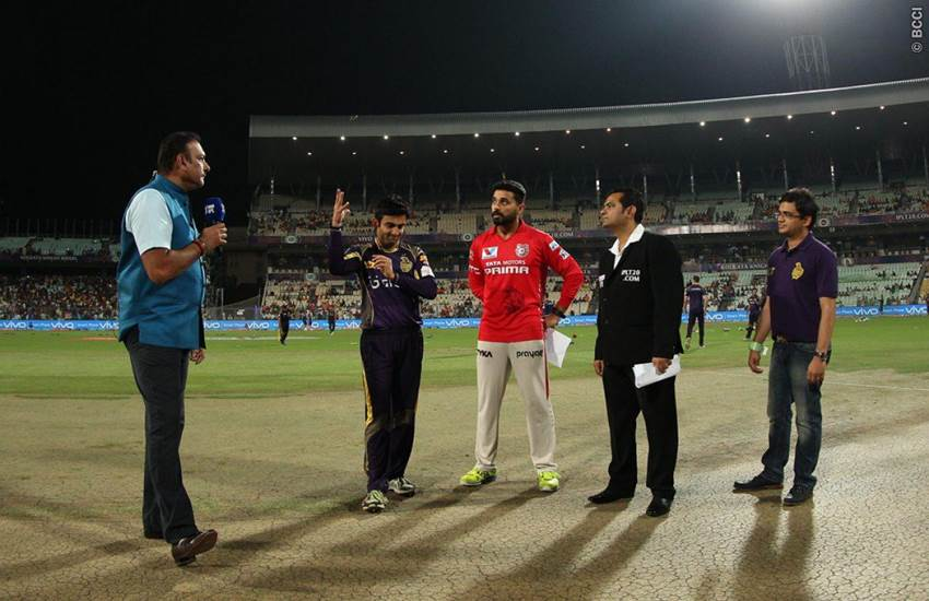 IPL 9, toss fixing, toss controversy, IPL toss controversy, KKR vs KXIP, gautam gambhir, murali vijay, ravi shastri, toss fixing IPL 9, IPL 2016, IPL news
