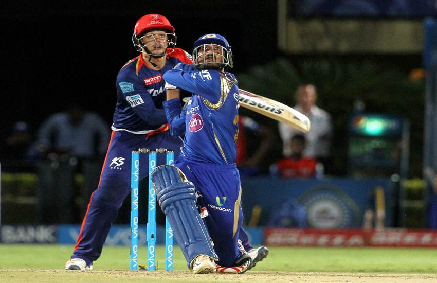 IPL 2016, Mumbai Indians, Krunal Pandya, Yuvraj Singh