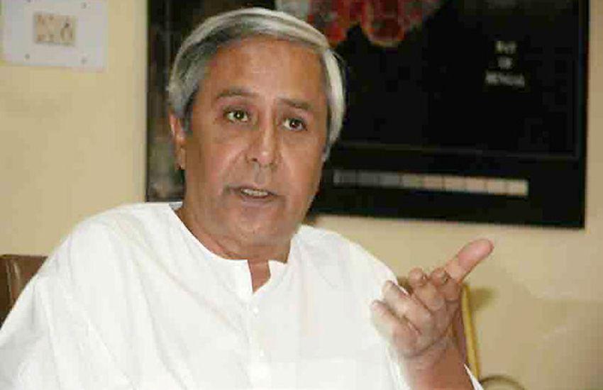 naveen patnayak, cm of orrisa, black flags, protest by bjp, latest news