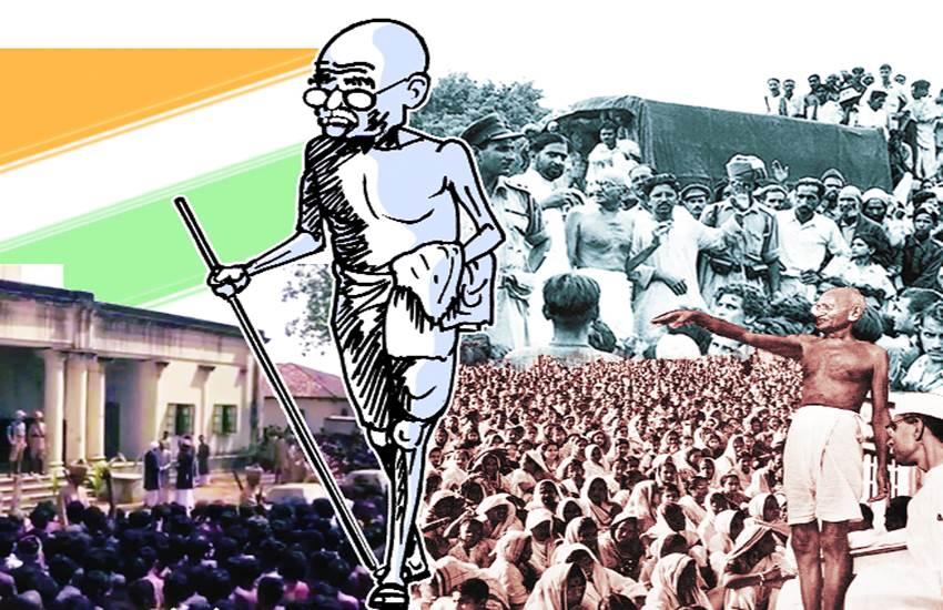 Image result for महात्मा गांधी थे नस्लवादी- कनाडा के छात्र