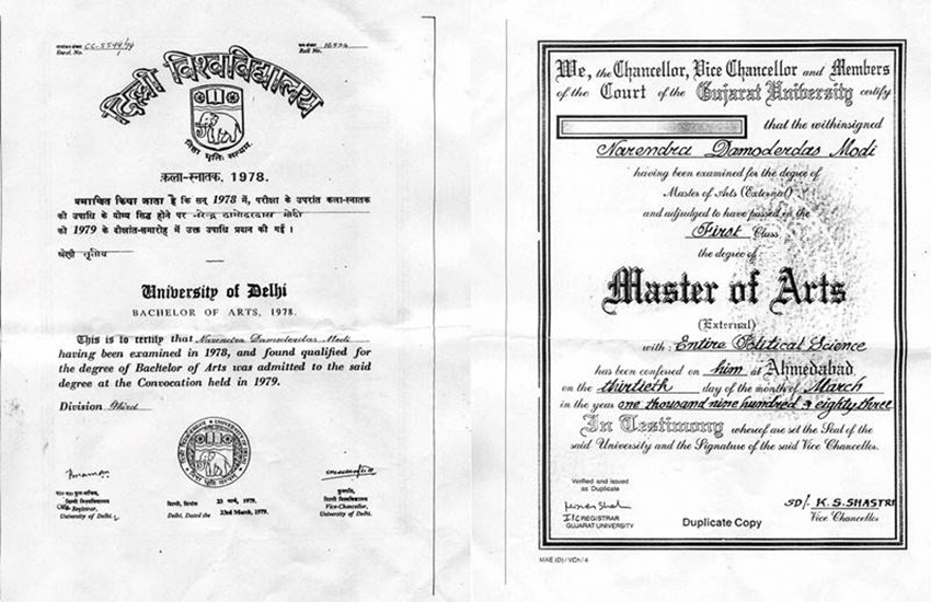 AAP, PM narendra modi, PM modi degree, ashish khetan, BJP, amit shah, modi DU degree, PM modi BA degree, delhi university