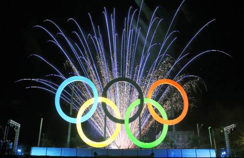 Athlete, Drug Test, 2008 Beijing Olympics, IOC