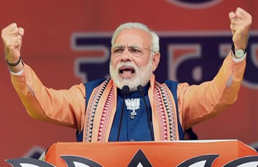 pm modi, narendra modi, allahabad rally, up, election, amit shah, modi speech