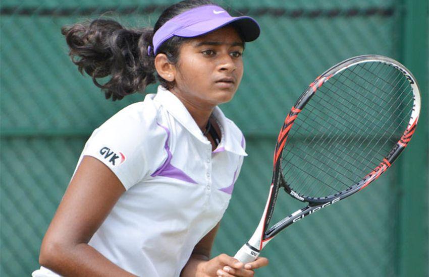 ITF, Asian Junior Tennis Championship, Pranjala Yadlapalli, China Xiyu Wang, Tennis