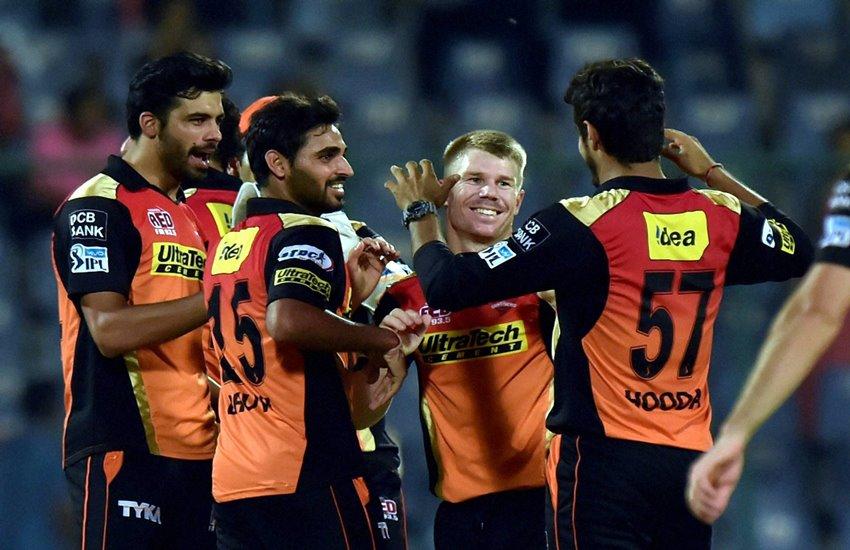 IPL 2016, SRH vs GL, Sunrisers Hyderabad, Gujarat Lions, Suresh Raina, David Warner, Cricket