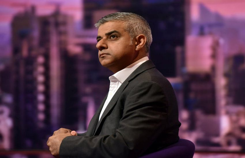 London mayor Sadiq Khan, Sadiq Khan Target David Cameron, Sadiq Khan Conservative Party, Sadiq Khan Donald Trump