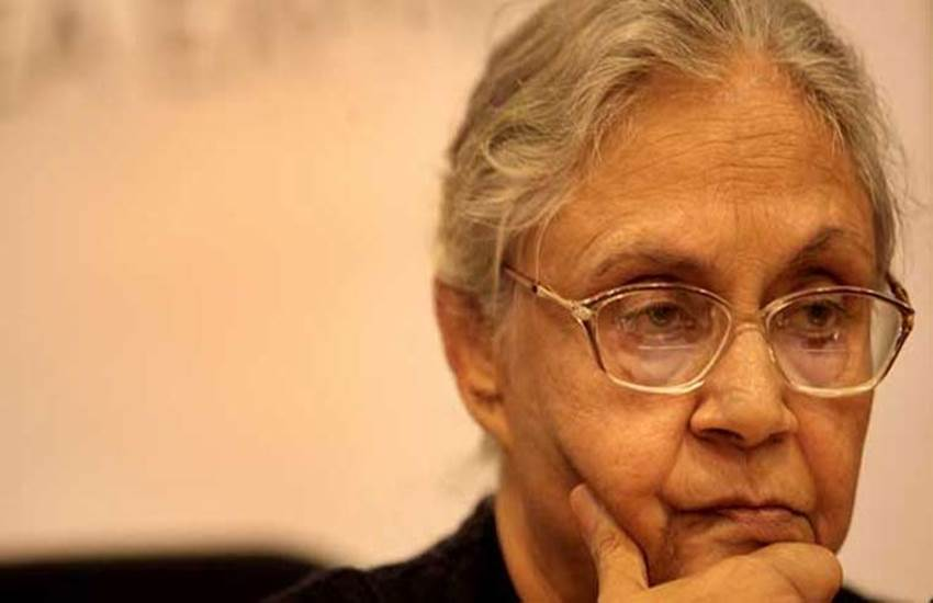 Sheila Dixit, Delhi Govt, Advertisement contract, Delhi Lokayukta, Delhi Sheila Dixit, v News, Sheila Dixit latest News