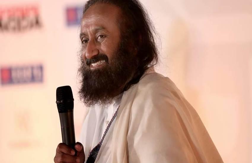Sri Sri Ravi Shankar, Honorary Fellowship, United Kingdom