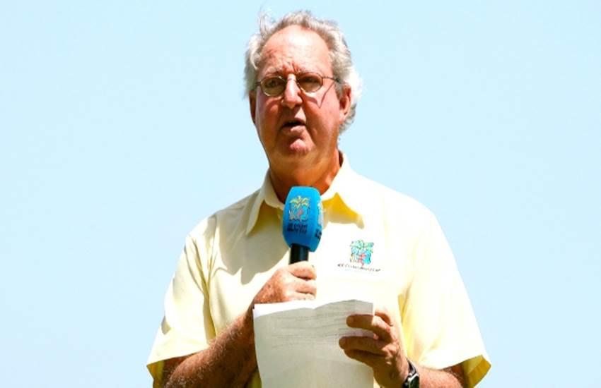 Tony Cozier Cricket World, West Indies Tony Cozier, commentator Tony Cozier, Tony Cozier Death, Cricket