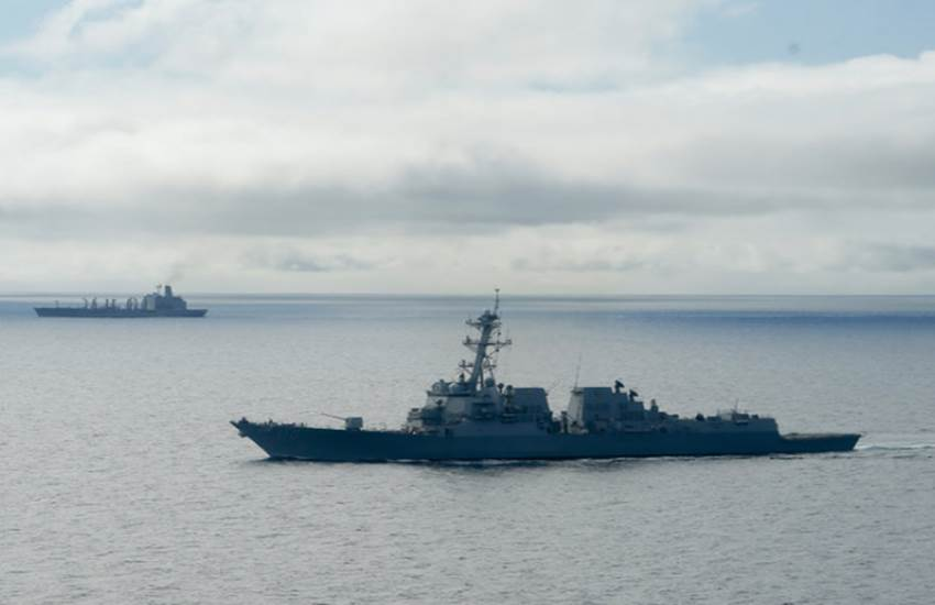 south china sea, US sail warships, William P Lawrence, Paracel Islands, Spratly Islands, United States Defense and Military Forces, Fiery cross reef, US China relations, US China News, China latest News, US Latest News, China foreign Ministry, beijing, Beijing News, US Government News