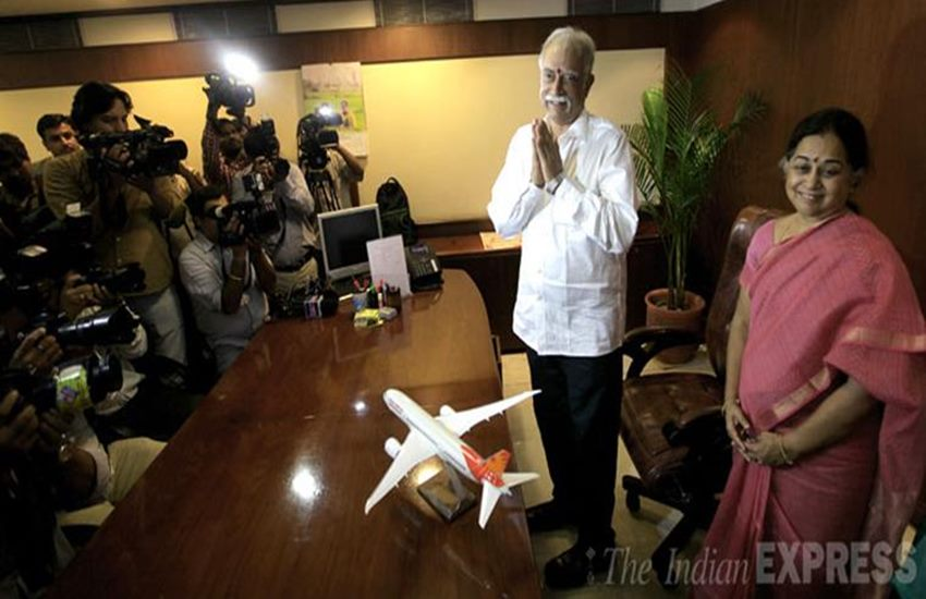 Ashok Gajapathi Raju, Gajapathi Raju, Civil Aviation Minister, Telugu Desam Party, BJP, NDA, NDA govt