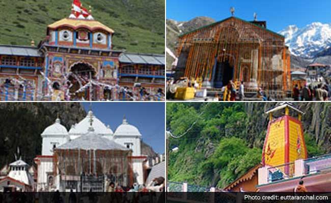 """""""Akshaya Tritiya,Char Dham Yatra,Gangotri,Kedarnath Temple"""