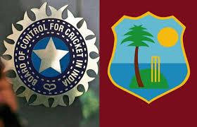"""India vs West Indies,BCCI,West Indies,WICB"""""""