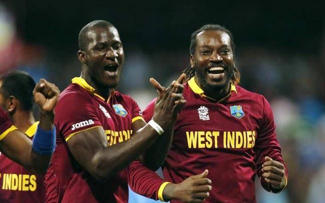 Chris Gayle,Indian Premier League,Darren Sammy,West Indies