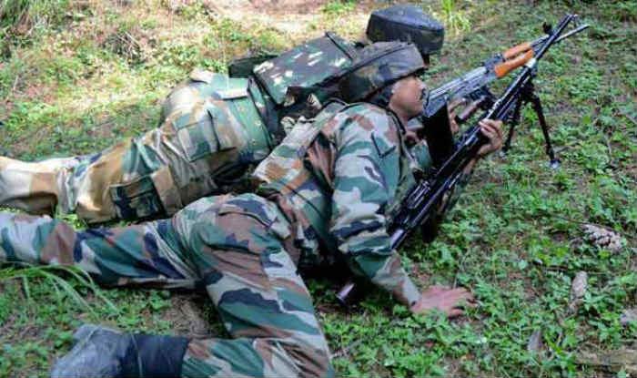 one terrorist killed, kupwada, pulmawa, jammu kashmir