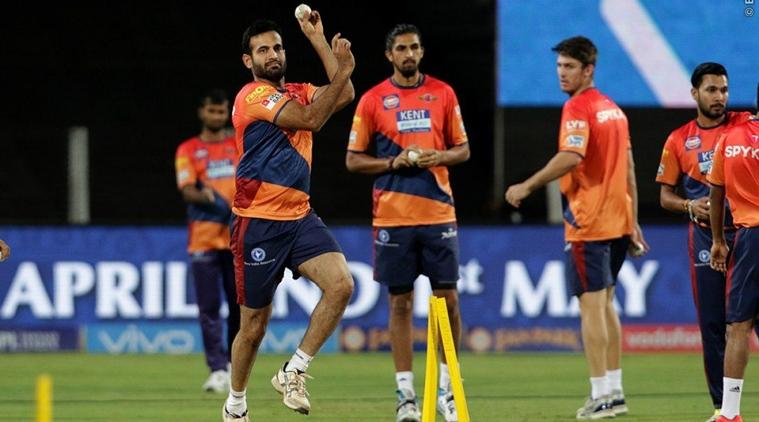 Irfan Pathan, Pathan Pune, Pathan bowling, IPL 2016, IPL, IPL schedules, IPL news, IPL standings, IPL scores, sports news, sports, cricket news, Cricket