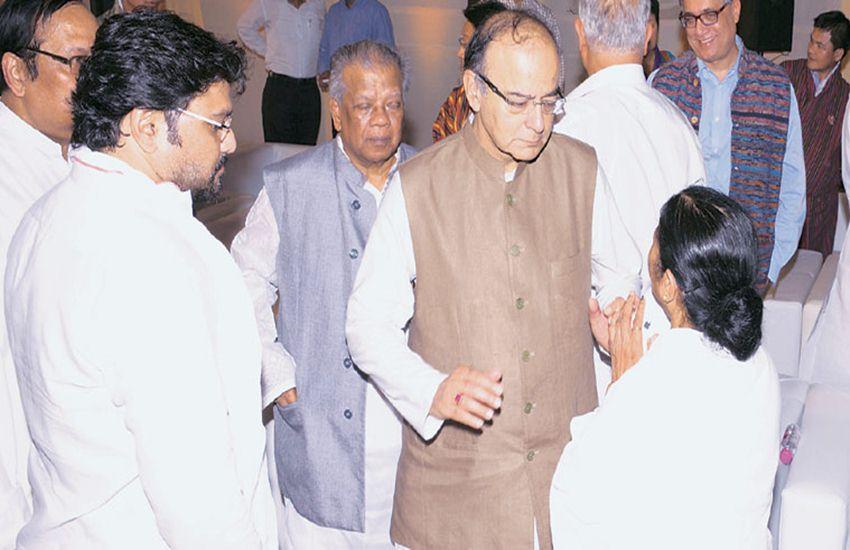 arun jaitley, west bengal elections, mamata banerjee, BJP west bengal, jaitley mamata, jaitley West bengal, west bengal news, kolkata news, india news