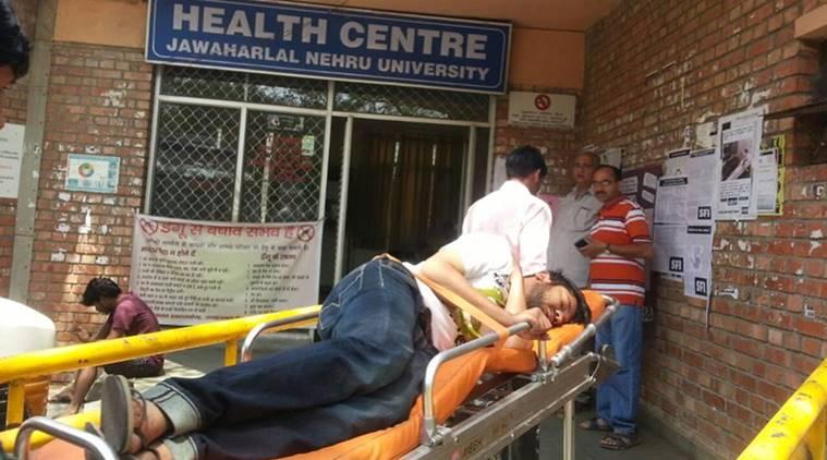 kanhaiya kumar, Jawaharlal nehru university, jnu hunger strike, jnu student hunger strike, jnu feb 9 report, kanhaiya kumar hunger strike, jnu row, india news, latest news