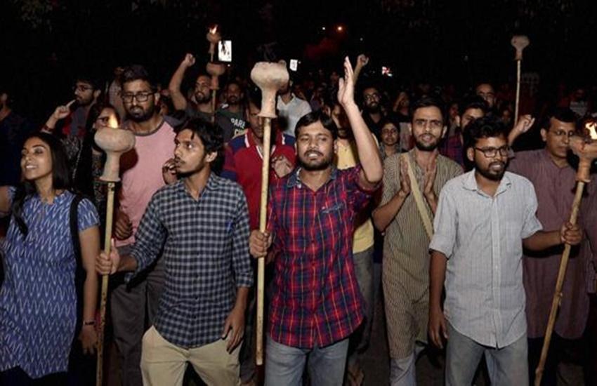 Kanhaiya Kumar, Kanhaiya Kumar Latest news, Kanhaiya Kumar JNU, JNUSU Kanhaiya Kumar, Jawaharlal Nehru University, JNU students hunger strike, Umar Khalid, Anirban Bhhatacharya, Kanhaiya Kumar Hunger Strike, JNU Students