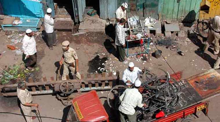 """""""Malegaon blast probe,Kiren Rijiju,2008 Malegaon blast case,Sadhvi Pragya Thakur"""