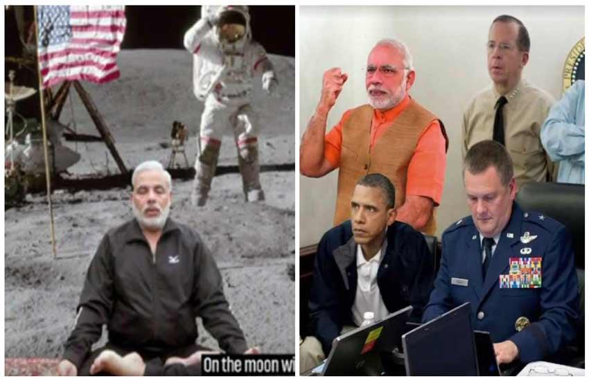 Modi, spoof video, mera desh badal raha hai, PM Modi, Prime Minister Narendra Modi, Pm Narendra Modi, Modi, Transforming India anthem, Transforming India anthem video, Modi video, NDA government, NDA, Modi tweet, india news