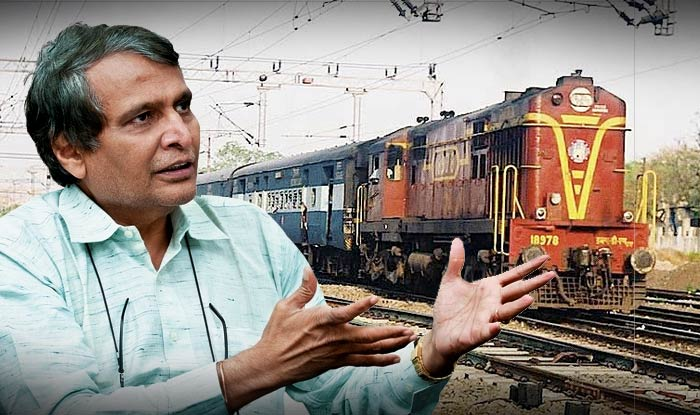 Suresh Prabhu,Railways in ICU,Modi Government,Indian Railways