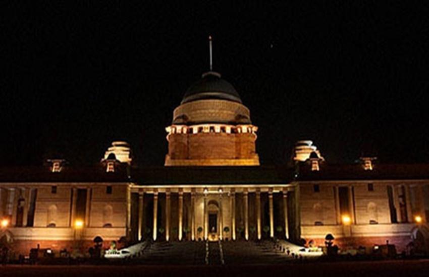 President House, Pranab Mukharjee, bomb threat, police, rumor, Independence day 2016