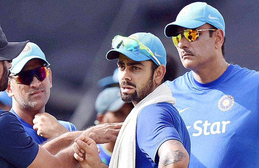 virat kohli, india cricket team, india cricket, ravi shastri, MS dhoni