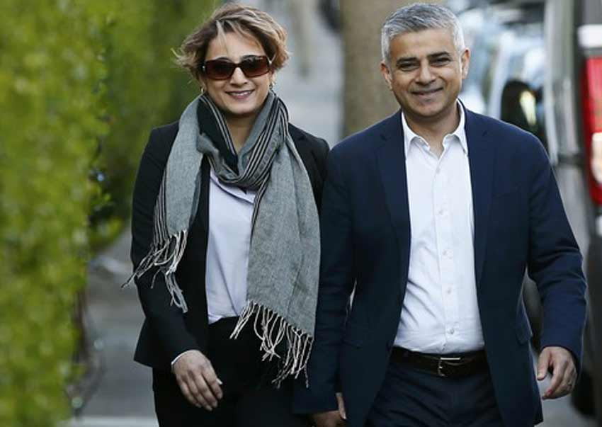 London, Muslim mayor, Pakistani-origin, Sadiq Khan, London new mayor, Zac Goldsmith, Prime Minister, Narendra Modi, Labour MP