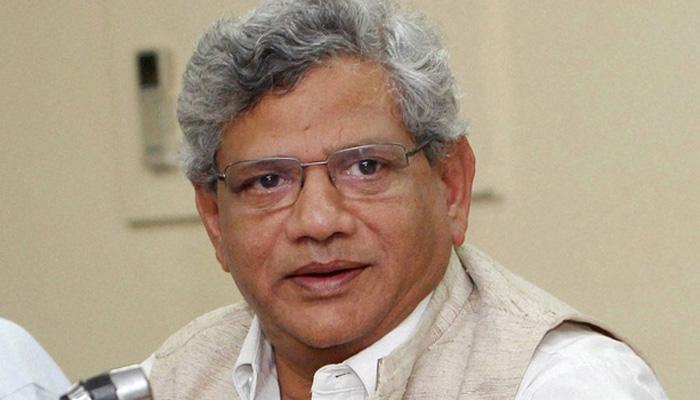 CPM, LDF, NewsTracker, Sitaram Yechury, West Bengal Assembly polls