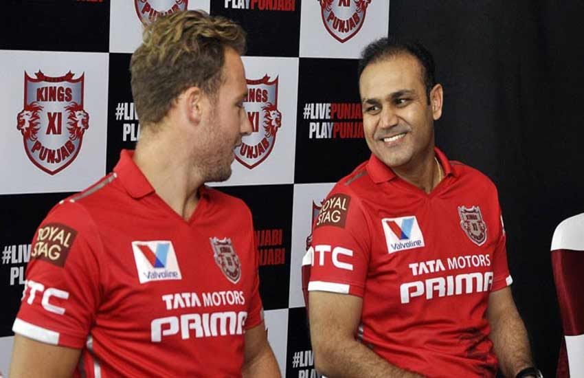 Image result for sehwag kings xi punjab