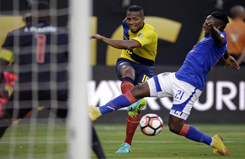 Copa America, Ecuador beat Haiti, Ecuador vs Haiti, Copa Ecuador vs Haiti, Copa America Quarter Final