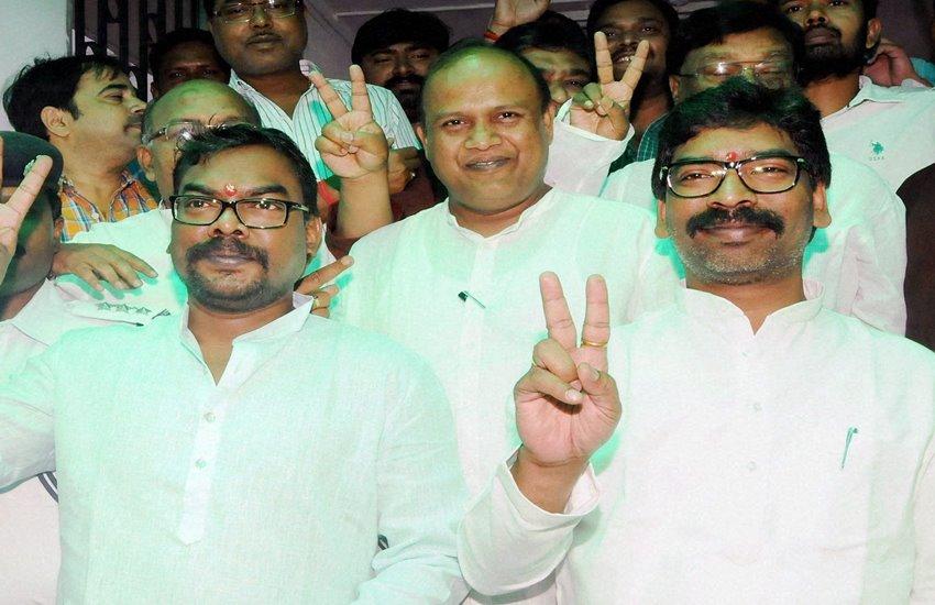 Jharkhand Rajya sabha Polls, Rajya sabha Polls ranchi, JMM MLA Arrest, Ranchi Latest news