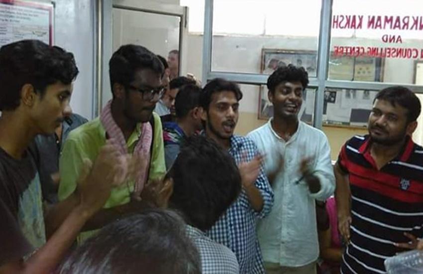 kanhaiya kumar, JNUSU, JNUSU president Kanhaiya Kumar, kanhaiya kumar detained, jnusu president kanhaiya kumar