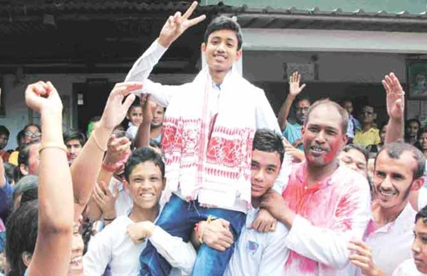 Sarfaraz Hussain, RSS, School, BJP government, Muslim student Sangh Parivar institution, HSLC examination, seba result 2016, hslc result, hslc result 2016, www.resultsassam.nic.in, Assam 10th Result 2016, Assam Class 10th Results 2016, SEBA AHM Result 2016, Assam board results 2016, SEBA AHM Exam Result