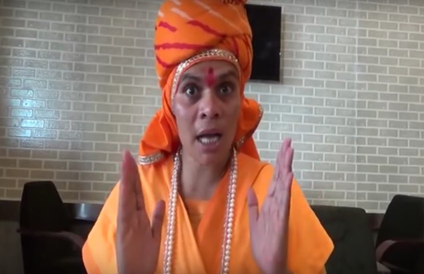 Sadhvi Prachi, sadhvi prachi muslim, muslim free india