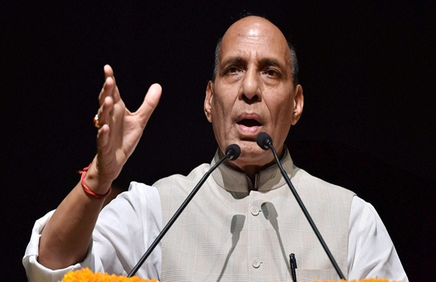 Rajnath Singh, Home Minister, Home Minister Rajnath Singh, Rajnath Singh Says, No Power in the World, Stop Resolution, Kashmir Issue, top Resolution of Kashmir Issue, Rajnath Singh Statement, Rajnath Singh Statement on Kashmir, National News, Jansatta