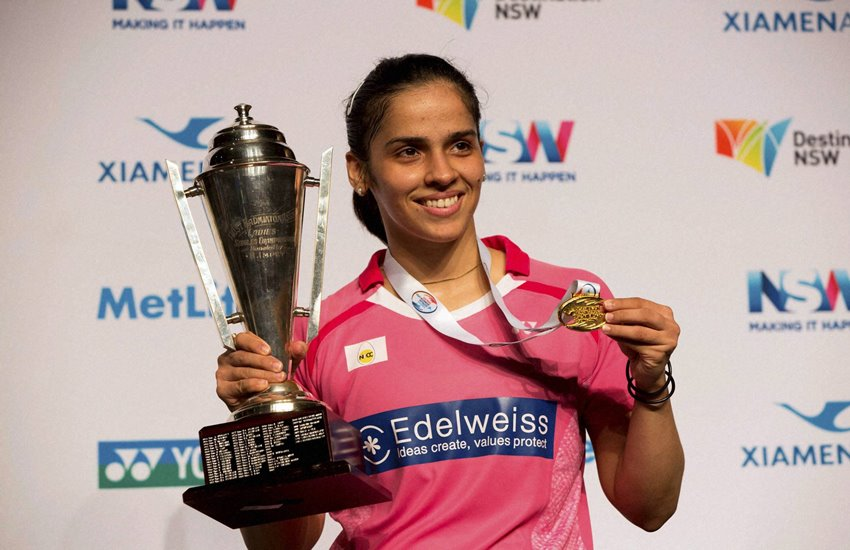 Saina Nehwal to Virat Kohli, Saina nehwal News, Saina Nehwal Australian Open, Badminton