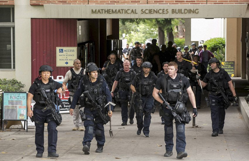 UCLA, UCLA shooting, UCLA shooter, Mainak Sarkar, university of california, university of california shooting, Los Angeles police, Los Angeles, LA police world news