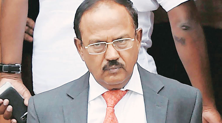 Ajit Doval, NSA Ajit Doval, National Security Advisor, radicalisation in India, india, indian express news, terrorism in india, latest news, city news