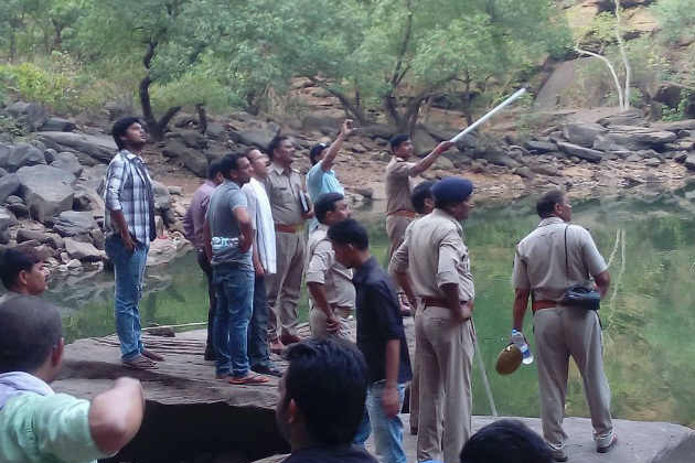 UP , Mirzapur , BHU , MBA , two student bodies recovered, selfie