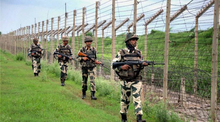 infiltration, pok, pakistan, indian , border with pakistan, nepal indian border, 8 infiltrator arrested in maharajgang,ssb