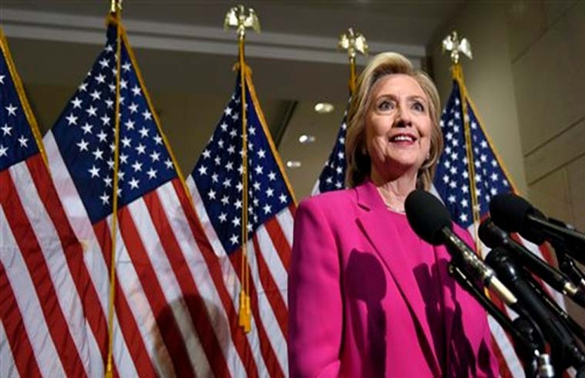 Hillary Clinton, indo us relations, Hillary India Us, Hillary Clinton News, Hillary Clinton Latest News