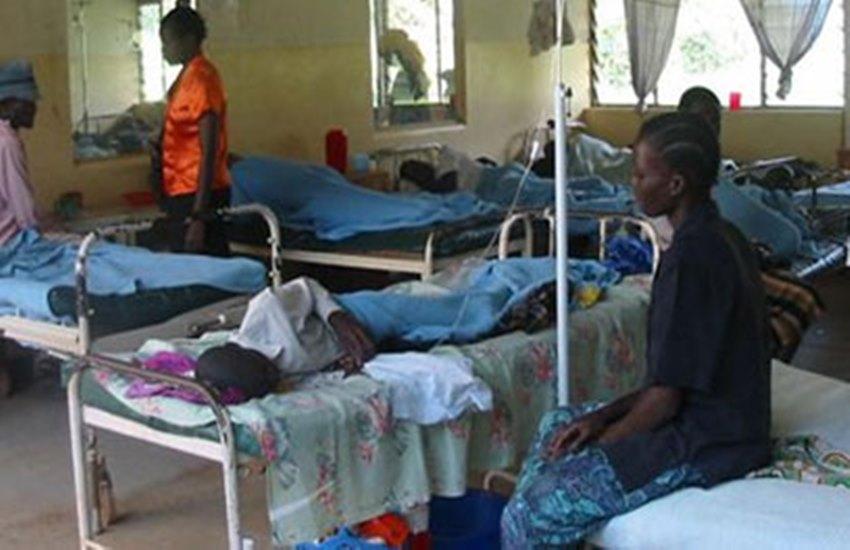 patients suffering, facing problem, Gurgaon govt hospital, medical
