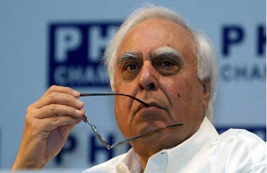 Congress Kapil Sibal, BJP 2014 Lok sabha poll, narendra modi Congress, Kapil Sibal BJP, Kapil Sibal News, Kapil Sibal latest News